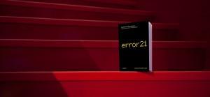 """Buch """"error21"""" von Gerhard Scheucher, Foto: Joseph Krpelan"""