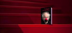 """Buch """"Frühstück mit einem Clown"""" von Gerhard Scheucher, Foto: Joseph Krpelan"""