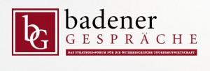 Logo Badener Gespräche