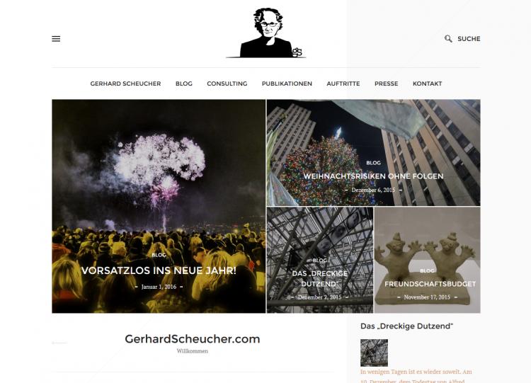 gerhardscheucher.com